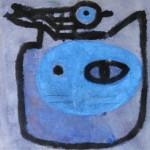 4 Blauwe Kat groot
